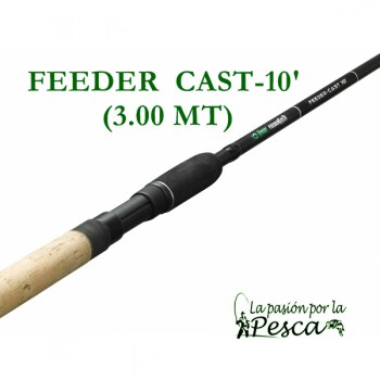 CANNE FEEDER CAST-10FT-MED.FEED