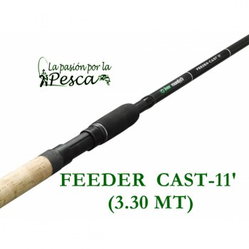 CANNE FEEDER CAST-11FT-MED.FEED