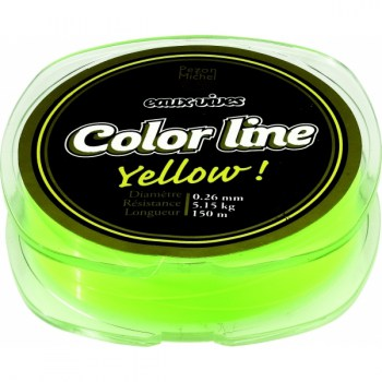 NYLON E.VIVES CARN.COLOR LINE YELLOW