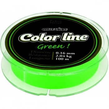 NYLON EAUX VIVES COLOR LINE GREEN